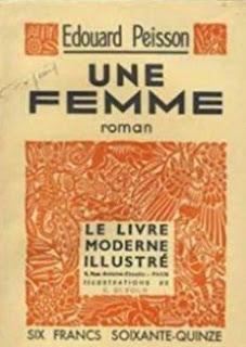 Librairie Maritime Une Femme Roman Edouard Peisson