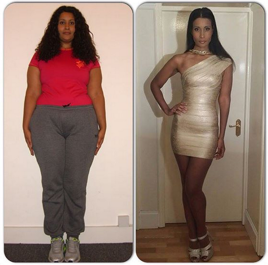 Weight loss, Don't give up on your dreams!