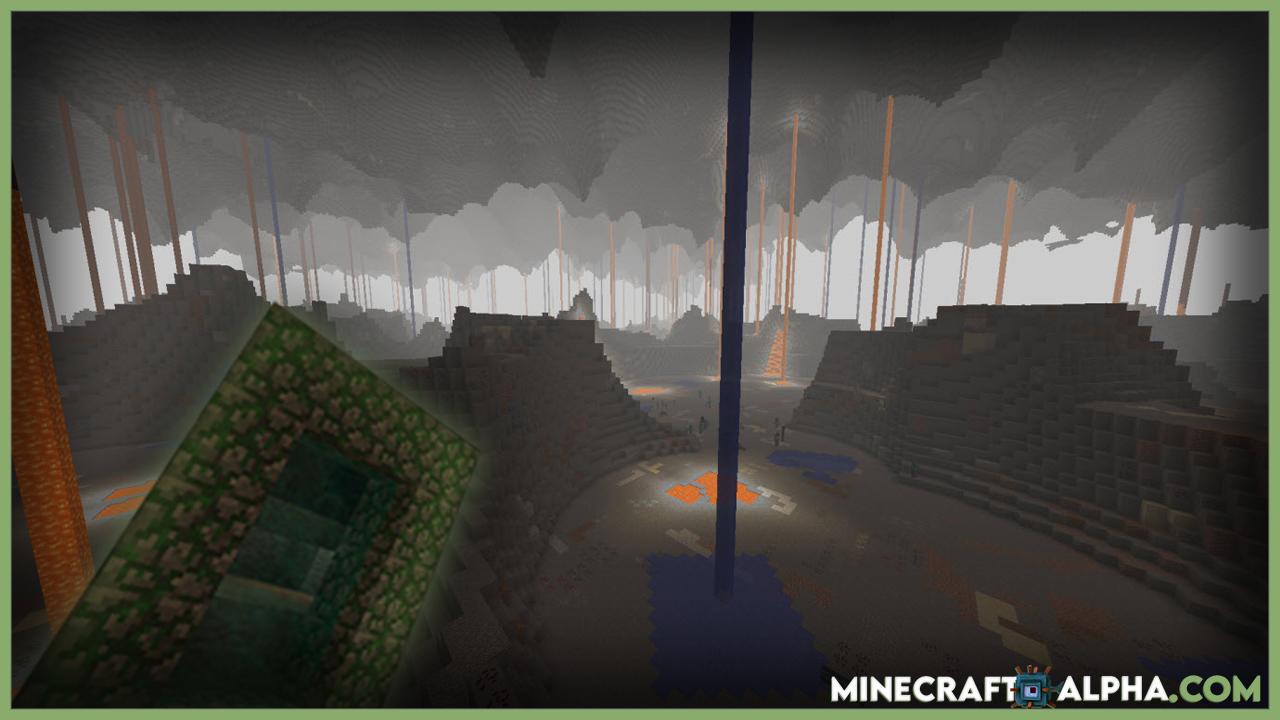 Cavern II Mod For Minecraft 1.12.2