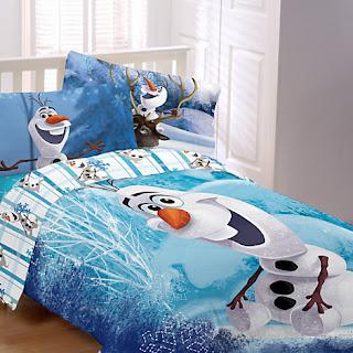 dormitorio tema Frozen