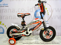 Sepeda Anak GoodWay Harley 12 Inci