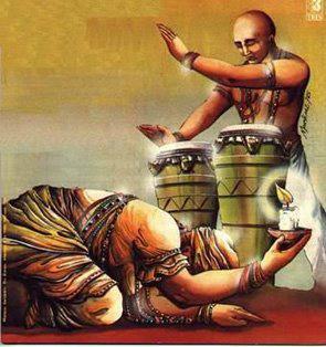 O poder do som sagrado! A história de Ayon: o Orixá do Tambor