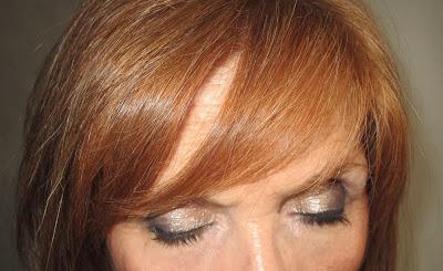 Imagen Look ojos cerrados azul y marrón