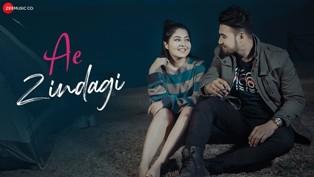 Ae Zindagi Lyrics - Aksjit