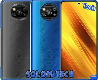 هاتف Xiaomi Poco X3 NFC