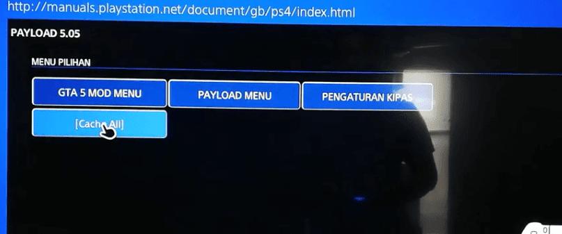 Cara instal PS4 HEN 5.05 (PS4 exploit V2.1.1)