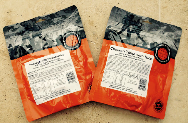 Expedition Foods Freeze Dried Meals