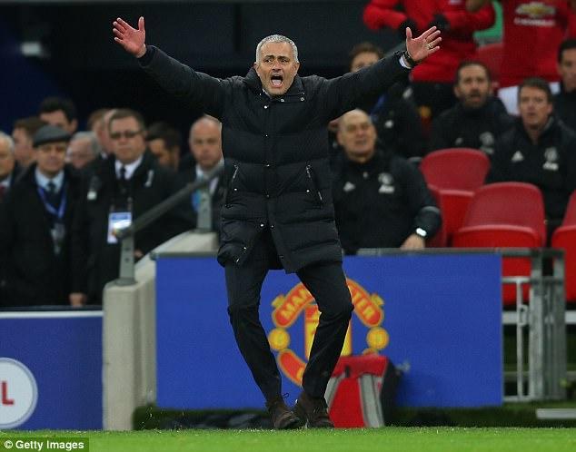 Mourinho dan Kisah Cintanya dengan Para Youngster
