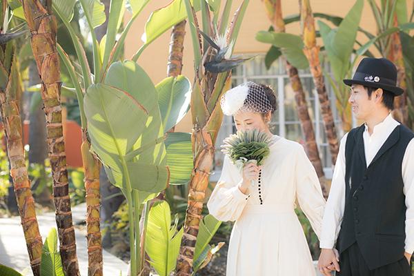 LA photo wedding