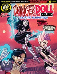 Danger Doll Squad: Galactic Gladiators