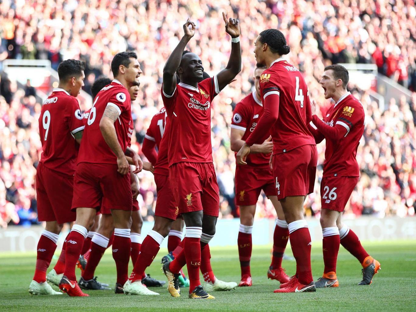 Premier League Liverpool vs Bournemouth