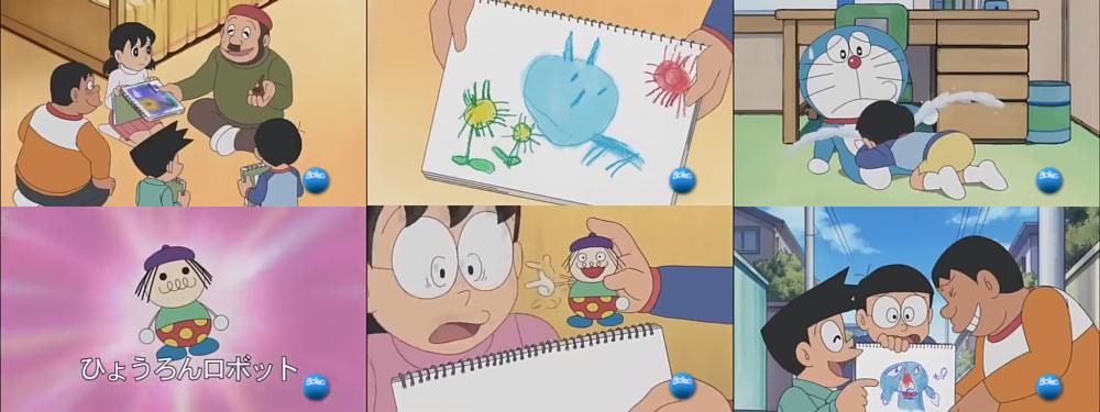 El Armario Animado Reseña Doraemon
