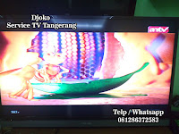 service tv medang lestari tangerang