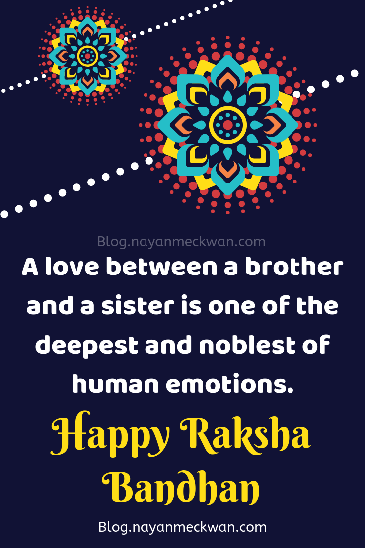 Happy Raksha Bandhan Brother and Sister: Status, Quotes, Wishes in Hindi & English (2019)
