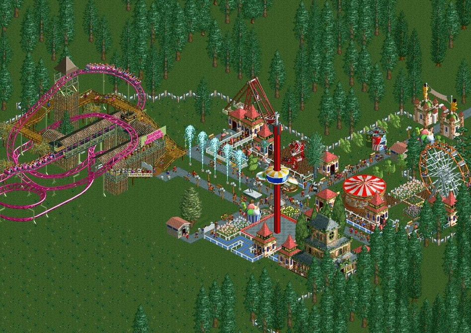Review: RollerCoaster Tycoon Classic (Apple iPad) - Digitally Downloaded