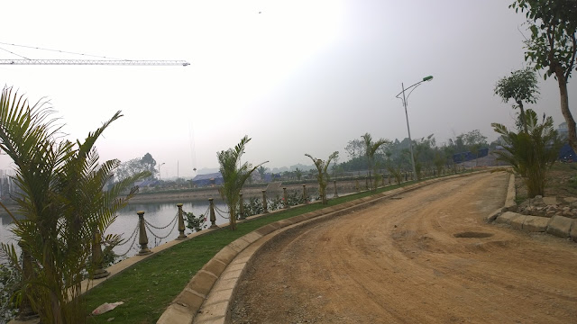 Hồ điều hòa FLC Garden City