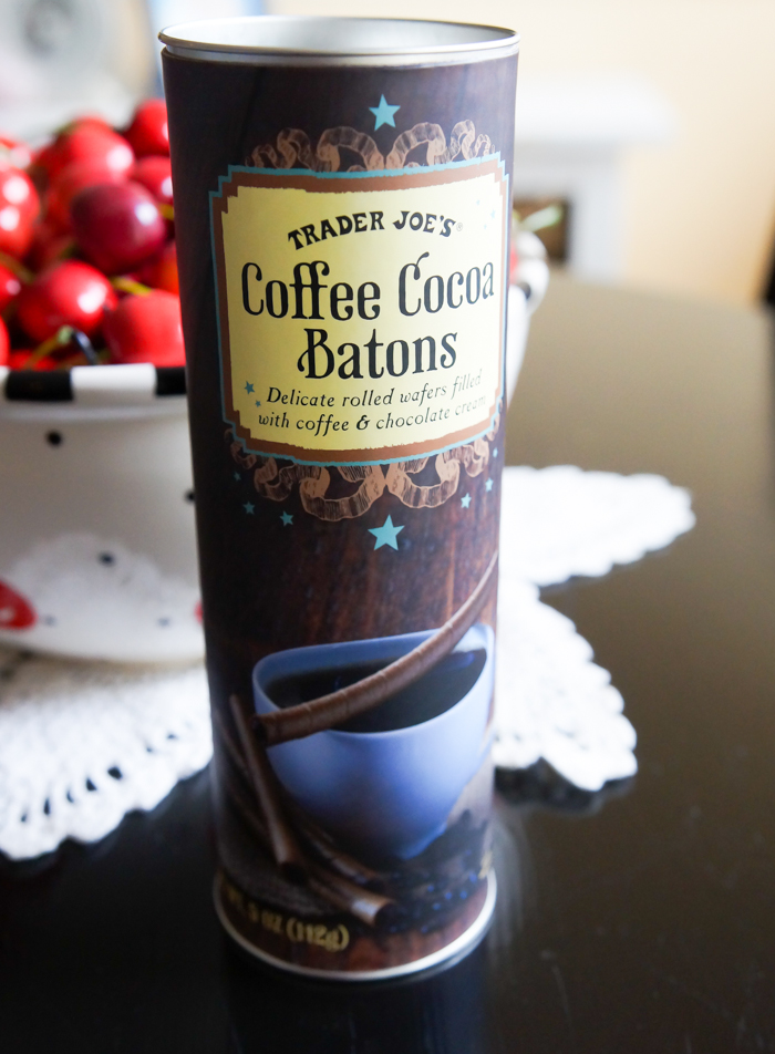 Trader Joe's Coffee Cocoa Batons review