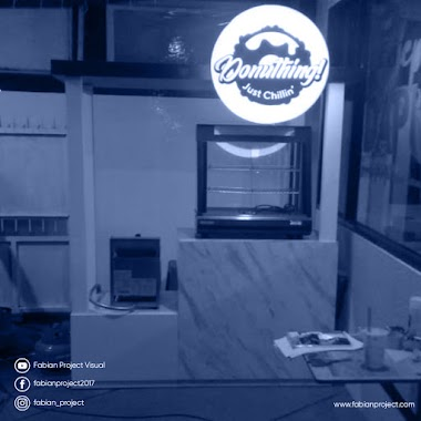 Produksi Booth Donuthing
