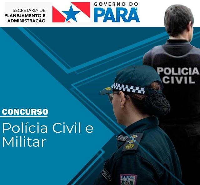 SEPLAD divulga bancas para os concursos da PM e Polícia Civil