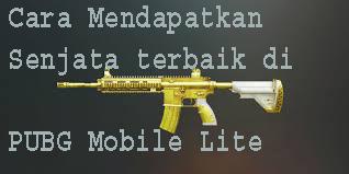 Senjata terbaik di PUBG Mobile Lite 1
