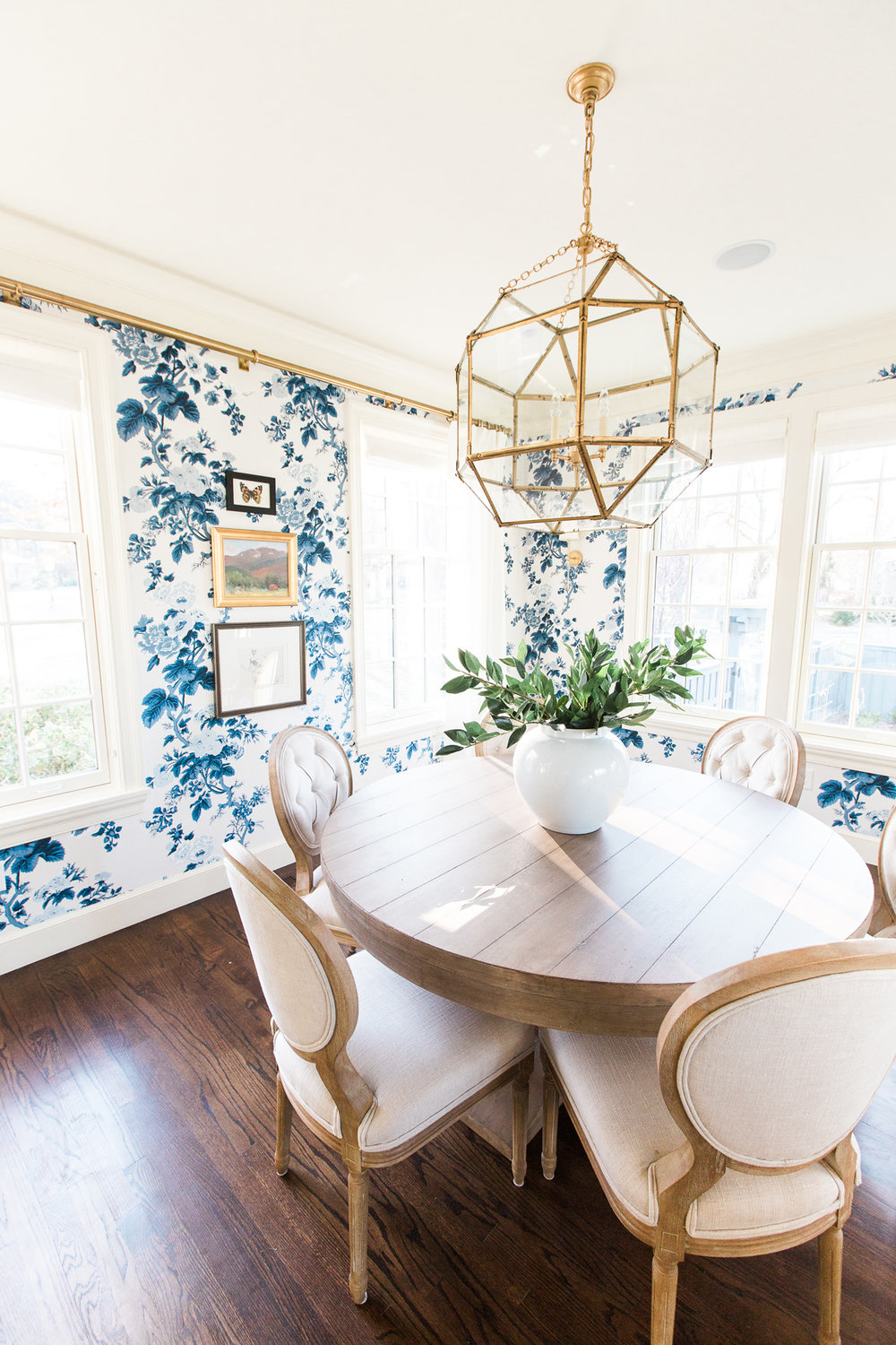 Green Street Dining Rooms Turned Into Home Offices: Green Street