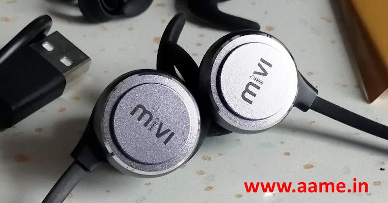Mivi ThunderBeats Wireless Bluetooth Headphone - 01
