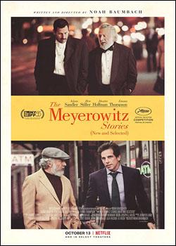 Baixar Os Meyerowitz: Família Não Se Escolhe Dublado Grátis