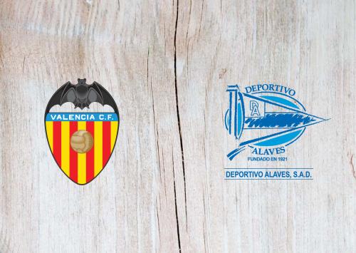 Valencia vs Deportivo Alavés -Highlights 5 October 2019