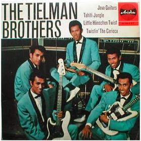 Band Rock Pertama Kali Di Indonesia The Tielman Brothers