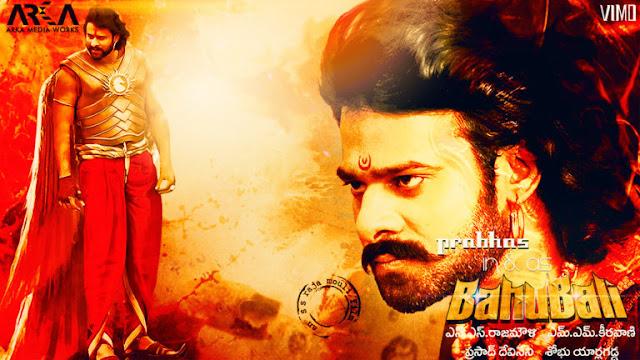 Bahubali of Indian Cinemas Prabhas HD Wallpapers