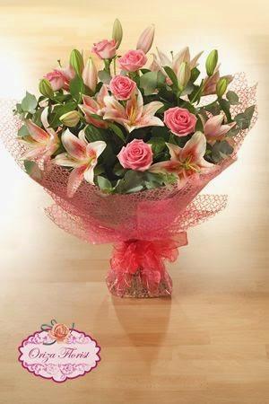 Bunga Tangan Kode HB004
