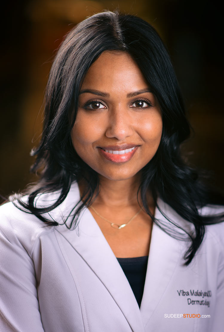 Professional Portraits for Women Doctors for Hospital Clinic Website by SudeepStudio.com Ann Arbor Medical Headshot Photographer