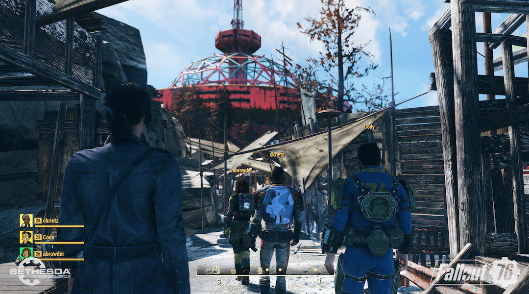 Tips For Playing and Survival in Fallout 76