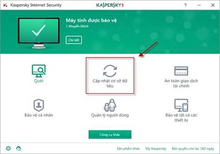 Kaspersky offline 6