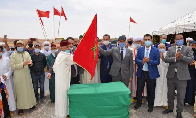 بالصور اقليم سيدي افني يتعزز بعدد من المشاريع التي ستساعد على تحقيق التنمية الشاملة