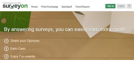 Situs Survey Berbayar Indonesia - 1
