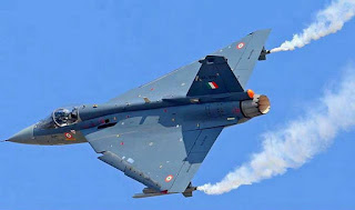 Jet Tempur Tejas Buatan India