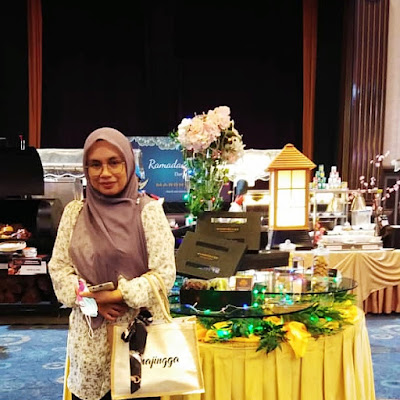 bufet ramadan mardhiyyah hotel & suites