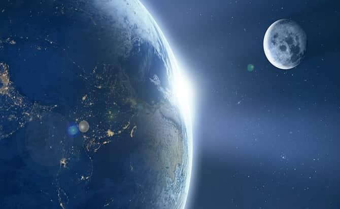 científicos, planetas, tierra,
