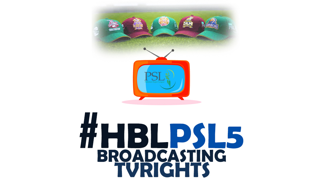 PSL 5 Broadcasting: Live Streaming, TV Channels, Rights, Viewership, Telecast, TRPs