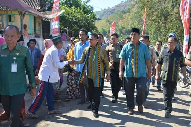 Wakil Walikota Launching Pertama Program KOTAKU di 10 Kelurahan
