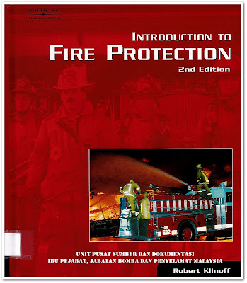 Sipnosis Buku : Introduction To Fire Protection 2nd Edition