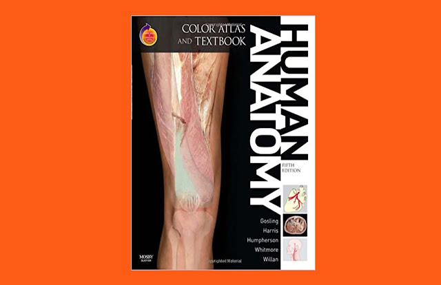 Download Human Anatomy Color Atlas and Textbook PDF for free