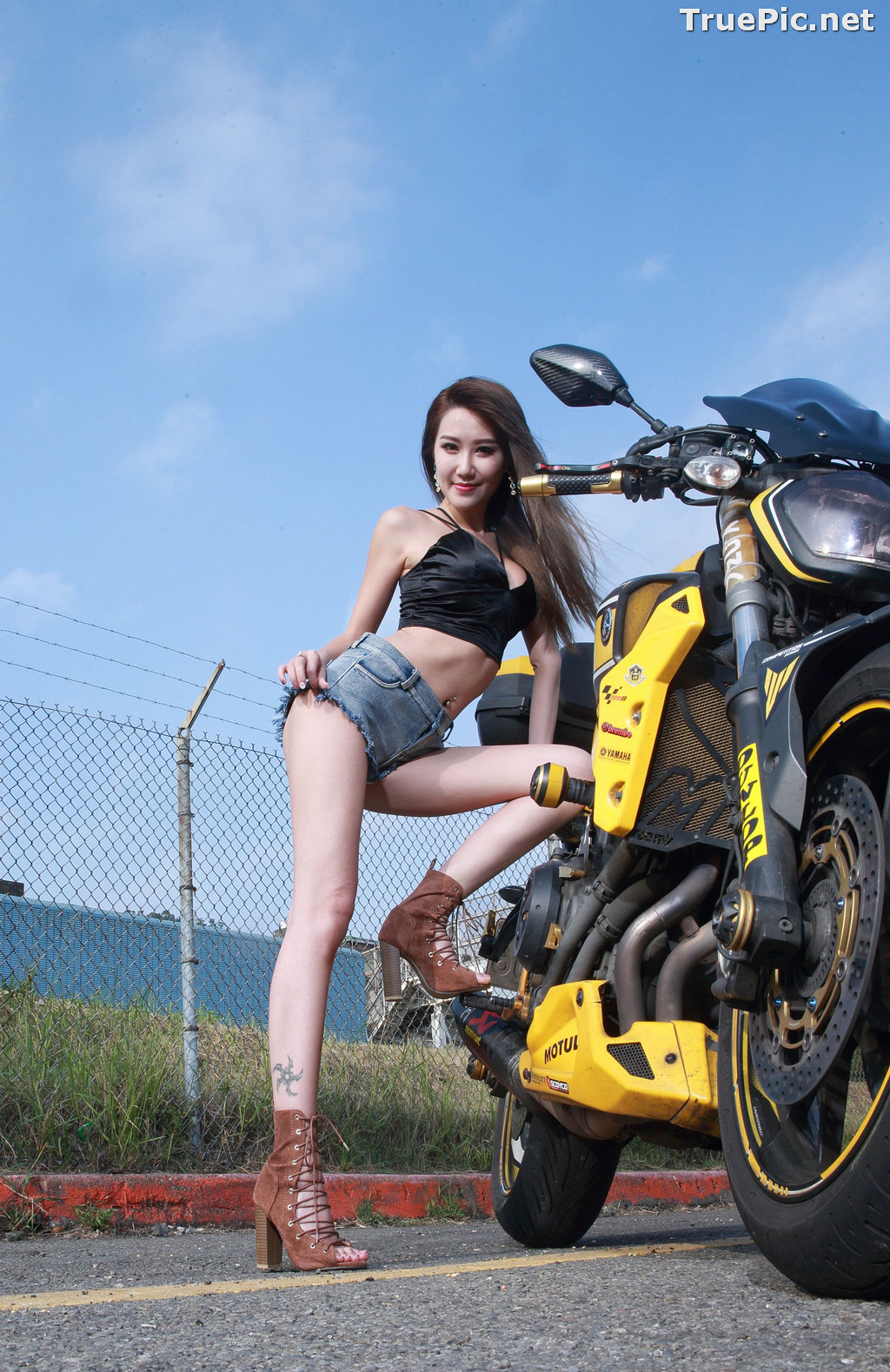 Image Taiwanese Model - Suki - Beautiful and Lovely Motor Racing Girl - TruePic.net - Picture-9
