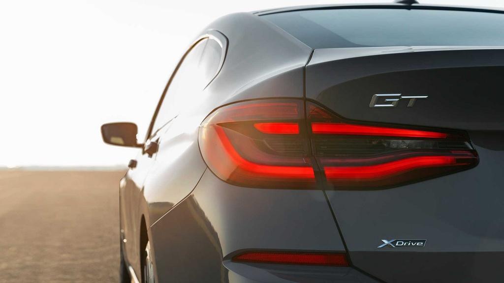 BMW 6-Series Gran Turismo 2021 ra mắt
