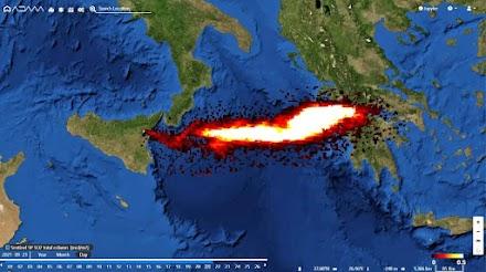 Σάκης Αρναούτογλου : Από την σημερινή έκρηξη της Αίτνας, οι εκπομπές διοξειδίου του θείου έφτασαν μέχρι την Ελλάδα