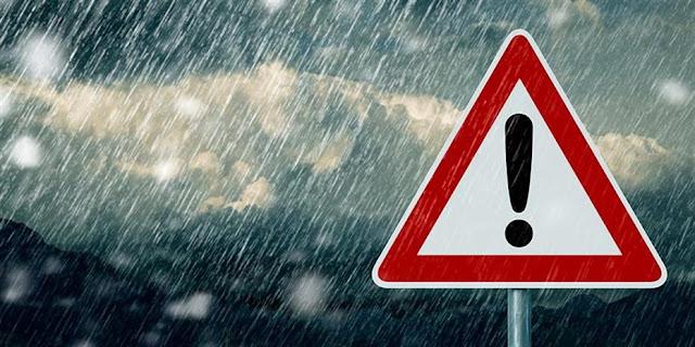 Προειδοποίηση από τον Δήμο Άργους Μυκηνών για επιδείνωση του καιρού