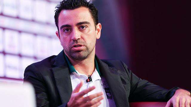Xavi will decide when he will train at Barca - Bartomeu