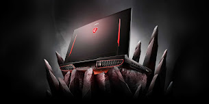 Laptop Gaming MSI GT75 Titan dengan Intel Core i9