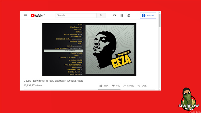 MTA SA F5 YouTube Panel Scripti